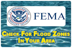 Are you in a flood zone?