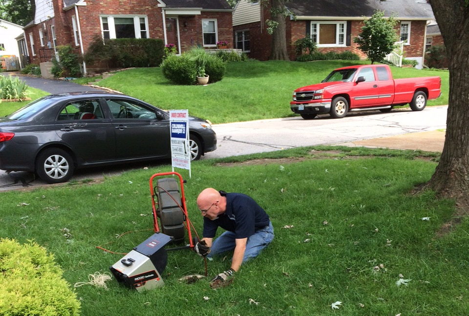 Sewer Line Camera Inspection Sewer Lateral Inspection