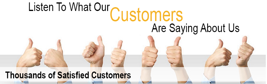 Waht our customers are saying about our ratings and reviews